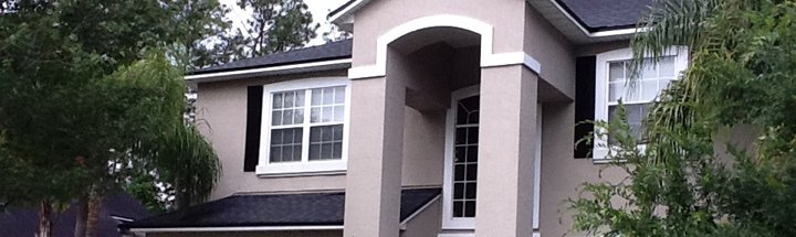 Stucco in Jacksonville